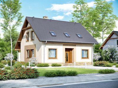 Проекты домов эконом